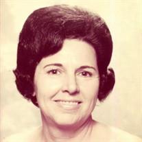 Faye Doris Ervin