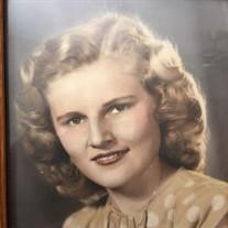 Mrs. Evelyn Tesar Hinderleider