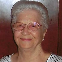 Mary Ann (Mongene) Stevenson