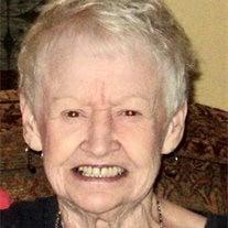 Joy Shirley (DesJardins) Willette