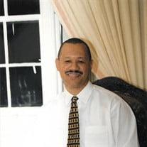 Reverend Ruben Hage Martin III