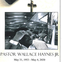 Rev. Wallace Haynes Jr.
