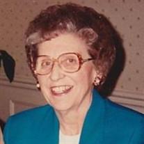 Verda Marie Waddle