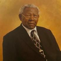 Reverend Dr. Nathaniel  Scates, Sr.