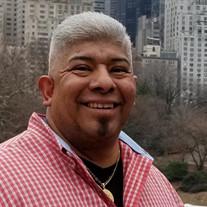 """Gerardo  """"Jerry"""" Casas"""