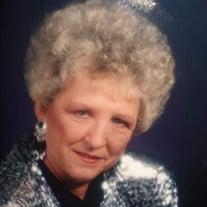 Peggy Ann Woodard Tisdale