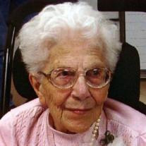 Minnie Christina Hoffman