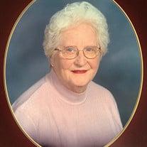 Dorothy Edna Bowman