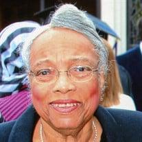 Mrs. Zelma Louise Brock-Toney