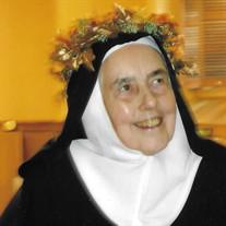 Sister Miriam Oberti O.C.D.
