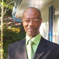 Pastor Jimmie  Scott