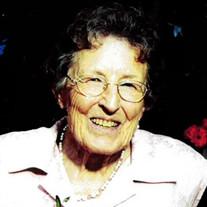 Margaret Caroline Wilcher