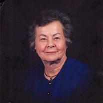 Mrs. Macy Privette Boyd Turner