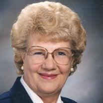Wilma Eileen Schultz