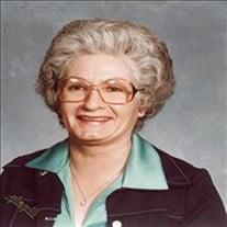 Nora Jane Egleston