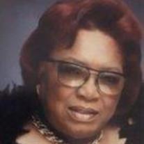Dorothy Mae Branch