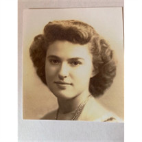 Mary Eileen Bahra