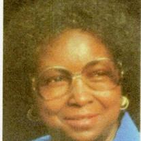 Ms.  Alice Faye Pickens-Johnson