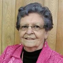 Betty  June Burd
