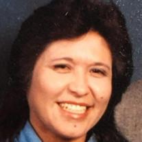 """Yolanda  G. """"Yogi"""" Salcido"""
