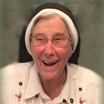 Sister Clare Cramer, O.Carm.