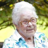 Nettie Irene Yesowick