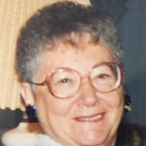 Shirley Elizabeth Evans