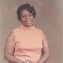 Jannie  Pearl Roberts