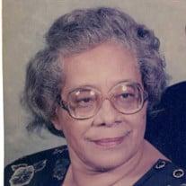 Lillian Evelyn Cosby