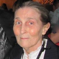 """Mrs. Loretta """"Jean"""" Mattingly"""
