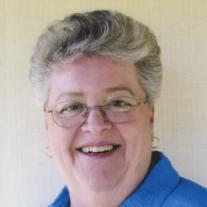 Margaret Pat Frank