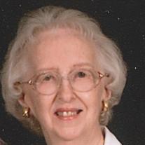 Mrs. Vera Mungo Scott