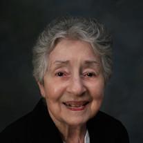 Sister Brigid Mary Clarke, O.S.B.