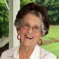 """Elizabeth """"Betty"""" Ann Atchley Brewer"""
