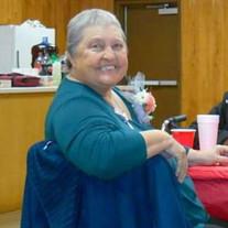 Wanda Gail Reid Arant