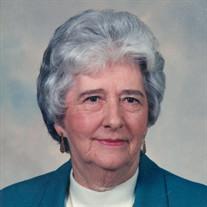 Frances Edith Hall Matthews