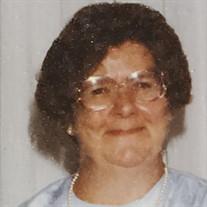 Yvonne Anne Stewart