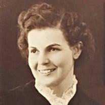 Dorothy Marie Smith