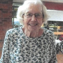 Joan Mae Huff
