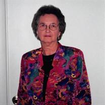 Betty Jane Bowen James