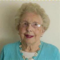Mary Hart Dewey
