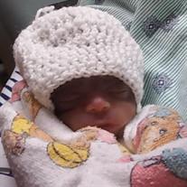 Baby Girl Nolae Maria Parker