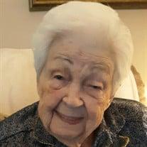 Mrs Doris Stowe Hall