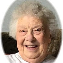 Gladys Louise Hamman