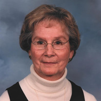 Mrs. Ruth Parsons Morris