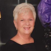 "Mrs. Bennie ""BJ"" Kerce Warwick age 76 of Starke"
