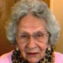 "Bertha ""Betty"" A. Malek"
