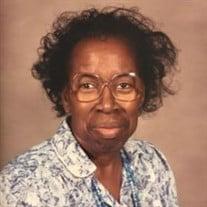 Mrs. Winnie Darvin Clark
