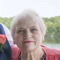 Jayne Dorothy Custer