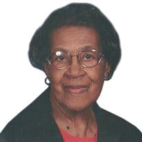 Mary Lillian Baines Etheridge